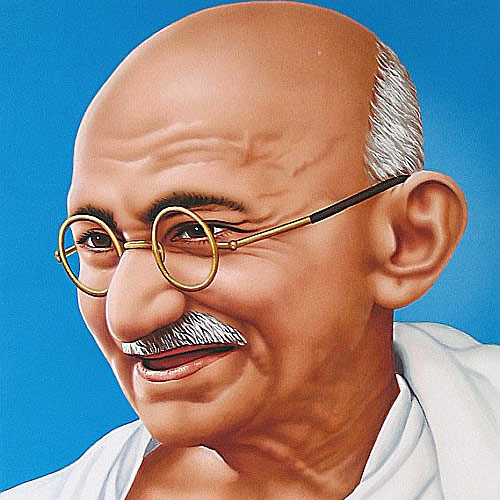 an essay on the lives of adolf hitler and mohandas k gandhi Gandhi term papers available at planet paperscom life and faith of mohandas k gandhi mohandas gandhi, pope pius ix, and adolf hitler.