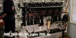 BMW first aircraft engine in 1918